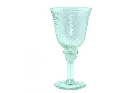 Pahar din sticlă reciclată Ego Dekor Arlequin Aqua, 370 ml Pahare și borcane