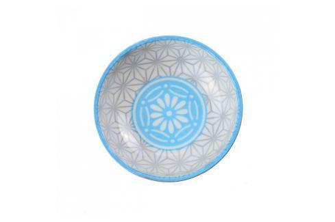 Bol din porțelan Tokyo Design Studio Star, ⌀ 9,5 cm, albastru deschis Castroane și boluri
