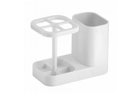 Suport pentru pastă și periuțe de dinți InterDesign Center Mobilier pentru baie
