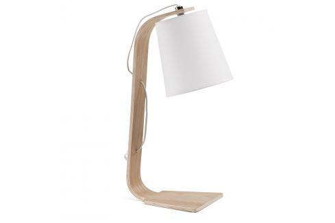 Lampă de masă La Forma Percy, alb Veioze