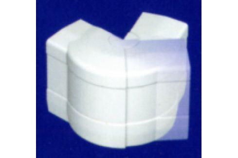 COT EXTERIOR JGHEAB PVC 53X100 MM RAPID 45 ALB Accesorii trasee