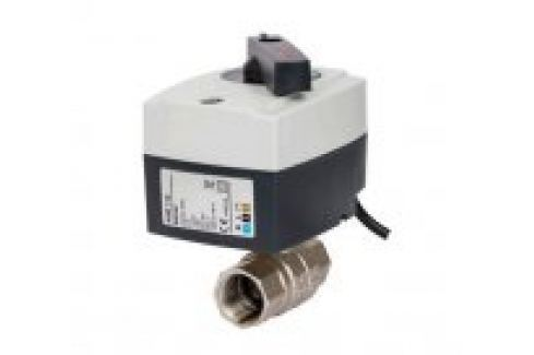 VANA CU SERVOMOTOR AMZ 112,2 CAI, 220V, ON/OFF, 3/4""