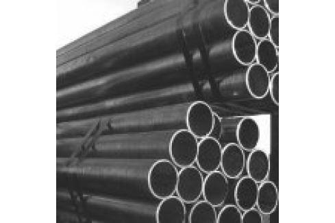 TEAVA NEAGRA USOARA (CAPETE PLANE), BARA 6 ML 1 1/4'' (42.4 mm)x2.60 mm Teava neagra