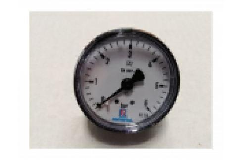 "MANOMETRU CARCASA METALICA, AXIAL, 0-6 bar D63, G1/4"" Manometre si termometre"