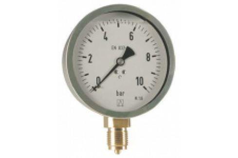 "MANOMETRU CARCASA METALICA, RADIAL, 0-6 bar D100, G1/2"" Manometre si termometre"
