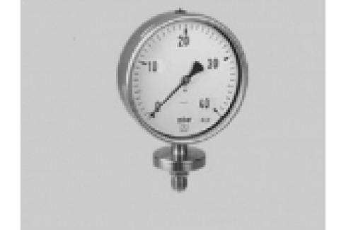 "MANOMETRU CARCASA METALICA, RADIAL, 0-40 bar D100, G1/2"" Manometre si termometre"
