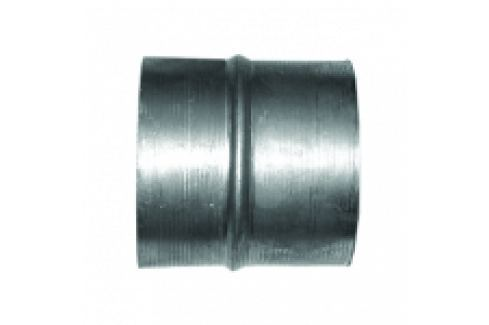 MUFA LEGATURA DIN TABLA ZINCATA D.130 Tuburi/racorduri flexibile aluminiu