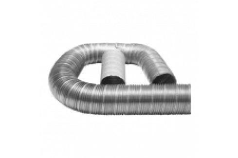TUB FLEXIBIL DIN ALUMINIU LUNGIME 1-3 METRI D.63 Tuburi/racorduri flexibile aluminiu