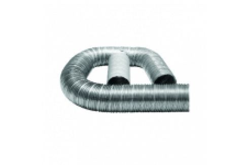 TUB FLEXIBIL DIN ALUMINIU LUNGIME 1-3 METRI D.300 Tuburi/racorduri flexibile aluminiu