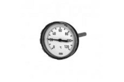"""TERMOMETRU BIMETAL, D63,G1/2"""", TEACA 45mm, 0-120 grd Manometre si termometre"""