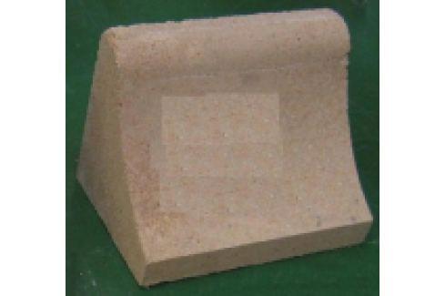 CERAMICA REFRACTARA FOCAR TIP L (2545) PT. CAZAN GAZEIFICARE ORLAN 25-130kW, 325x160x176(30)mm Ceramica refractara