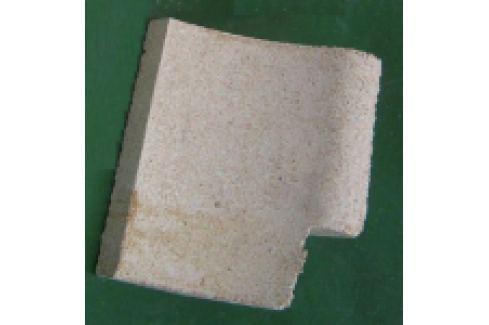 CERAMICA REFRACTARA FOCAR TIP L (2546P, dr) PT. CAZAN GAZEIFIC. ORLAN 25,40kW, 252x160x176(30)m Ceramica refractara