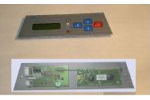 PANOU COMANDA AUTOMATIZARE (DISPLAY), AK2000, PT. CAZAN VIGAS (fabricatie < 2010) Placi electronice, automatizari