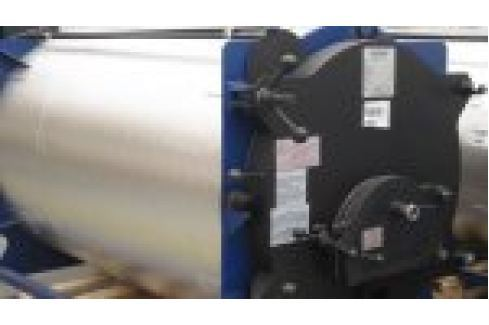 CAZAN DIN OTEL PT INCALZIRE PE COMBUSTIBIL SOLID CU INSUFLARE NA.K, 232Kw Combustibil solid insuflare